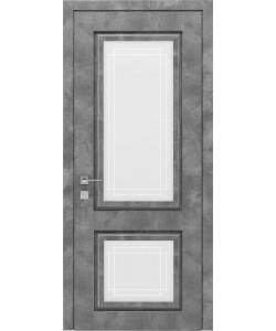 Межкомнатная дверь Atlantic A002 - фото №3