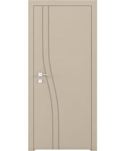 Межкомнатная дверь Cortes Prima Фрезеровка 7 - фото №4