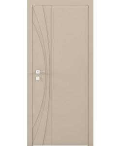 Межкомнатная дверь Cortes Prima Фрезеровка 8 - фото №4
