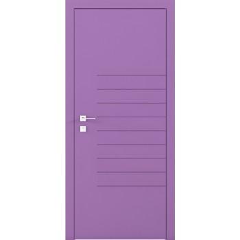 Межкомнатная дверь Cortes Prima Фрезеровка 3