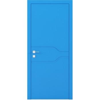 Межкомнатная дверь Cortes Prima Фрезеровка 12