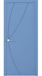 Межкомнатная дверь Cortes Prima Фрезеровка 17