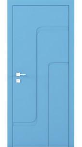 Межкомнатная дверь Cortes Prima Фрезеровка 18