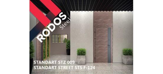 Новинка!  модель STZ 009 в коллекции Standart Street