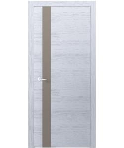 Межкомнатная дверь Loft Berta V Шпон - фото №1