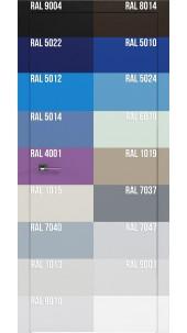 Плинтус Classic V10 2000x100x16, покрытие краска