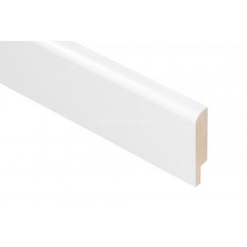 Плинтус Basic R8 2000x80x16, покрытие краска