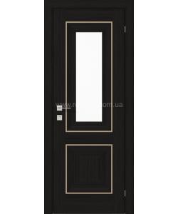 Межкомнатная дверь Versal Esmi, Венге шоколадный - фото №1