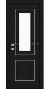 Межкомнатная дверь Versal Esmi, Венге шоколадный