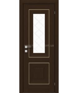 Межкомнатная дверь Versal Esmi, Орех борнео - фото №5