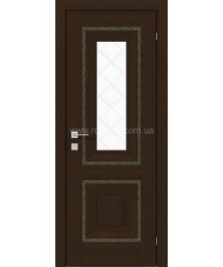 Межкомнатная дверь Versal Esmi, Орех борнео - фото №6