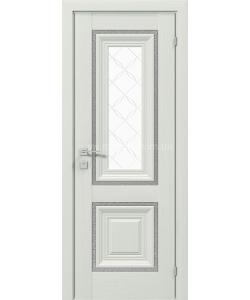 Межкомнатная дверь Versal Esmi, Сосна крем - фото №3