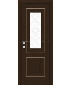 Межкомнатная дверь Versal Esmi, Орех борнео - фото №3