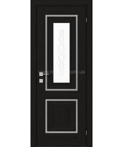 Межкомнатная дверь Versal Esmi, Венге шоколадный - фото №2