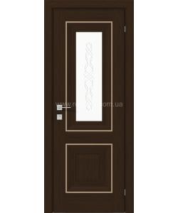 Межкомнатная дверь Versal Esmi, Орех борнео - фото №2