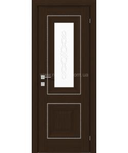 Межкомнатная дверь Versal Esmi, Орех борнео - фото №1
