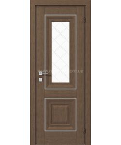 Межкомнатная дверь Versal Esmi, Орех классический - фото №6