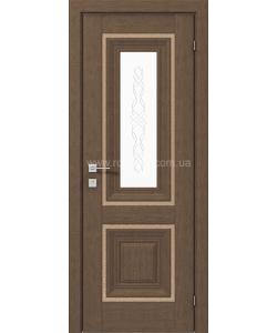 Межкомнатная дверь Versal Esmi, Орех классический - фото №1
