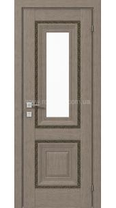 Межкомнатная дверь Versal Esmi, Серый дуб