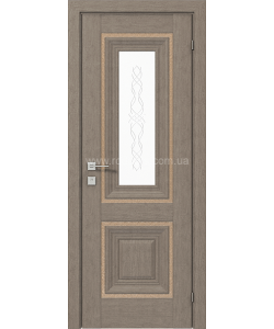 Межкомнатная дверь Versal Esmi, Серый дуб - фото №3