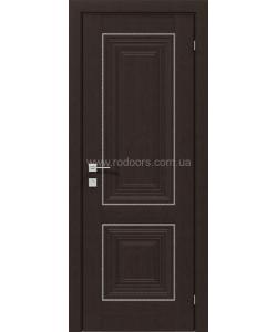Межкомнатная дверь Versal Esmi, Венге Маро - фото №4