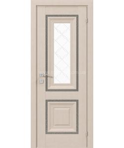 Межкомнатная дверь Versal Esmi, Беленый дуб - фото №5