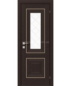 Межкомнатная дверь Versal Esmi, Венге Маро - фото №1