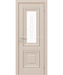 Межкомнатная дверь Versal Esmi, Беленый дуб - фото №3