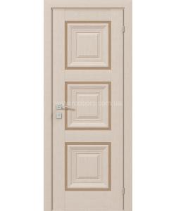 Межкомнатная дверь Versal Irida, Беленый дуб - фото №6