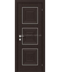 Межкомнатная дверь Versal Irida, Венге маро - фото №4