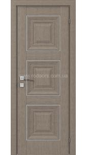 Межкомнатная дверь Versal Irida, Серый дуб