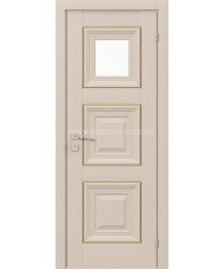 Межкомнатная дверь Versal Irida, Беленый дуб - фото №4