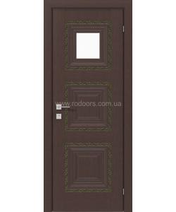 Межкомнатная дверь Versal Irida, Каштан американский - фото №3