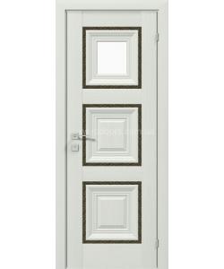 Межкомнатная дверь Versal Irida, Сосна крем - фото №6