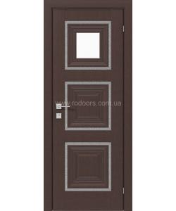 Межкомнатная дверь Versal Irida, Каштан американский - фото №1