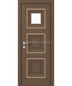 Межкомнатная дверь Versal Irida, Орех классический - фото №3