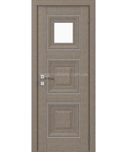 Межкомнатная дверь Versal Irida, Серый дуб - фото №4