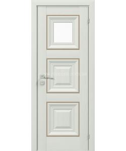 Межкомнатная дверь Versal Irida, Сосна крем - фото №1