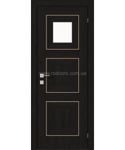 Межкомнатная дверь Versal Irida, Венге шоколадный - фото №5