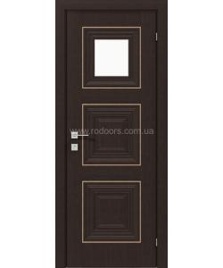 Межкомнатная дверь Versal Irida, Венге маро - фото №5