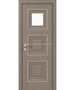 Межкомнатная дверь Versal Irida, Серый дуб - фото №3