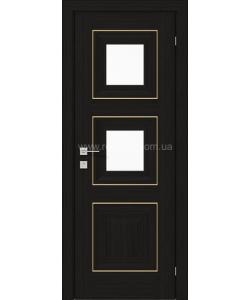 Межкомнатная дверь Versal Irida, Венге шоколадный - фото №2