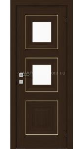 Межкомнатная дверь Versal Irida, Орех борнео