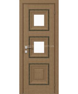 Межкомнатная дверь Versal Irida, Дуб натуральный - фото №3