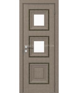 Межкомнатная дверь Versal Irida, Серый дуб - фото №2