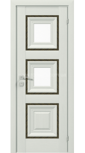 Межкомнатная дверь Versal Irida, Сосна крем