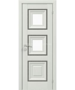 Межкомнатная дверь Versal Irida, Сосна крем - фото №3