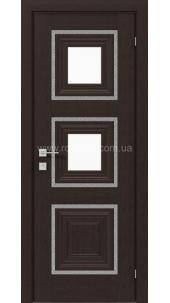 Межкомнатная дверь Versal Irida, Венге маро