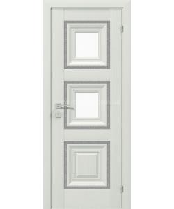 Межкомнатная дверь Versal Irida, Сосна крем - фото №4