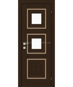 Межкомнатная дверь Versal Irida, Орех борнео - фото №3